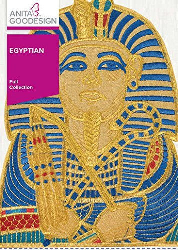Anita Goodesign Egyptian 263 AGHD