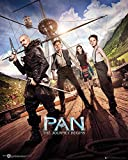 Pan The Journey Begins One Sheet Cast Peter Neverland