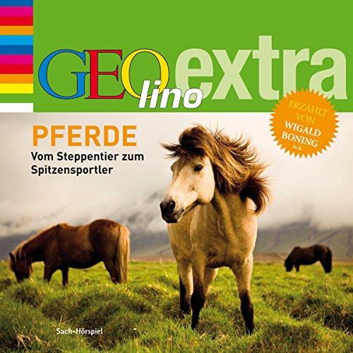 Pferde (GEOlino extra Hör-Bibliothek) Titelbild