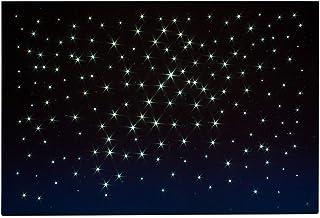comprar comparacion Rossi Rosa Cielo Luminoso LED 60 x 40 cm, multicolor, 60 x 40 cm