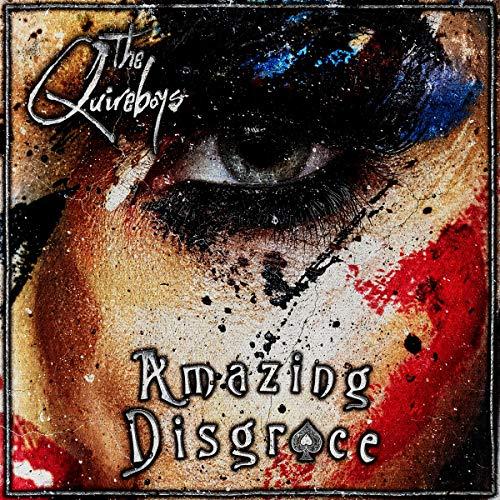 Quireboys: Amazing Disgrace (Black Vinyl) [Vinyl LP] (Vinyl (Best of))