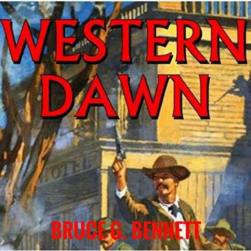 Western Dawn audiobook cover art