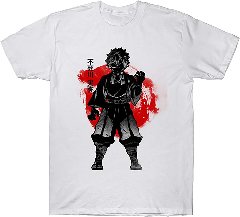 Demon Oakland Mall Slayer-Kimetsu no Yaiba Manufacturer direct delivery Shinazugawa Sanemi Shadow T-Shirt