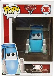 Funko Pop! Disney Pixar Cars 3 GUIDO WM Exclusive # 286