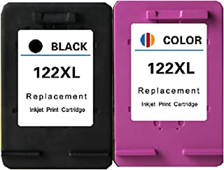 Colour-Store Ink Ink cartridge for HP 122 XL 122xl Black and Tri-Color For HP Deskjet 1000 1050 2000 2050 2050s 3000 3050A 3052A 3054A high capacity+