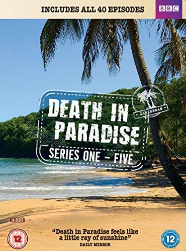 Death in Paradise - Series 1-5 [Reino Unido] [DVD]