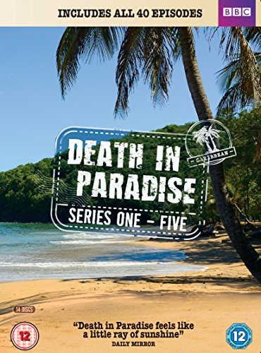Death In Paradise: Series 1-5 [Edizione: Regno Unito] [Edizione: Regno Unito]