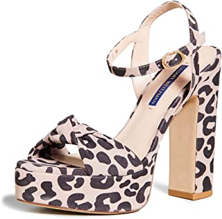 Stuart Weitzman Women's 140mm Mirri Sandals
