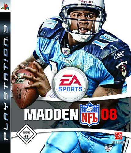Electronic Arts Madden NFL 08 PlayStation3