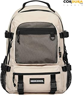 NEIKIDNIS Laptop Backpack, Using Cordura Fabric Backpack, 29L Casual Mesh Backpack Unisex Dual Use, Premier Backpack