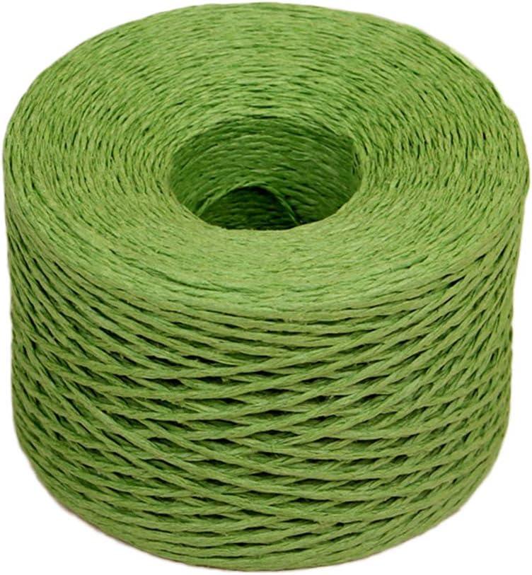 Yardwe At the price 218 Yards Raffia Paper Ribbon Twine Packing f Craft Superlatite