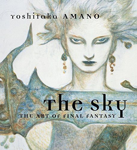 THE SKY: THE ART OF FINAL FANTASY SLIPCASED EDITION, HARDCOVER