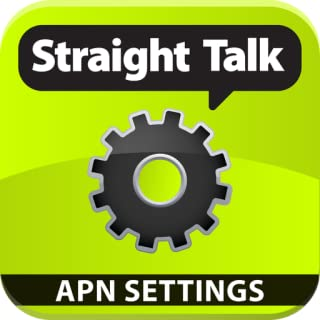 Straight Talk Data Settings
