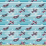 ABAKUHAUS Weinlese-Flugzeug ausdehnbar mit Elestan für