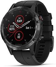 Garmin 010-01988-01 Fenix 5 Plus - Smartwatch, Color Negro