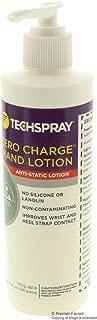 techspray zero charge hand lotion