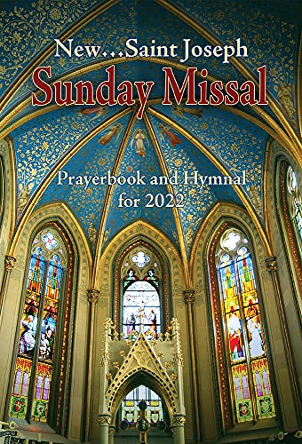 St. Joseph Sunday Missal Prayerbook and Hymnal for...