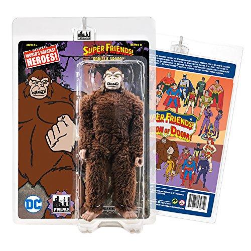 Super Friends Retro Action Figures Series: Gorilla Grodd