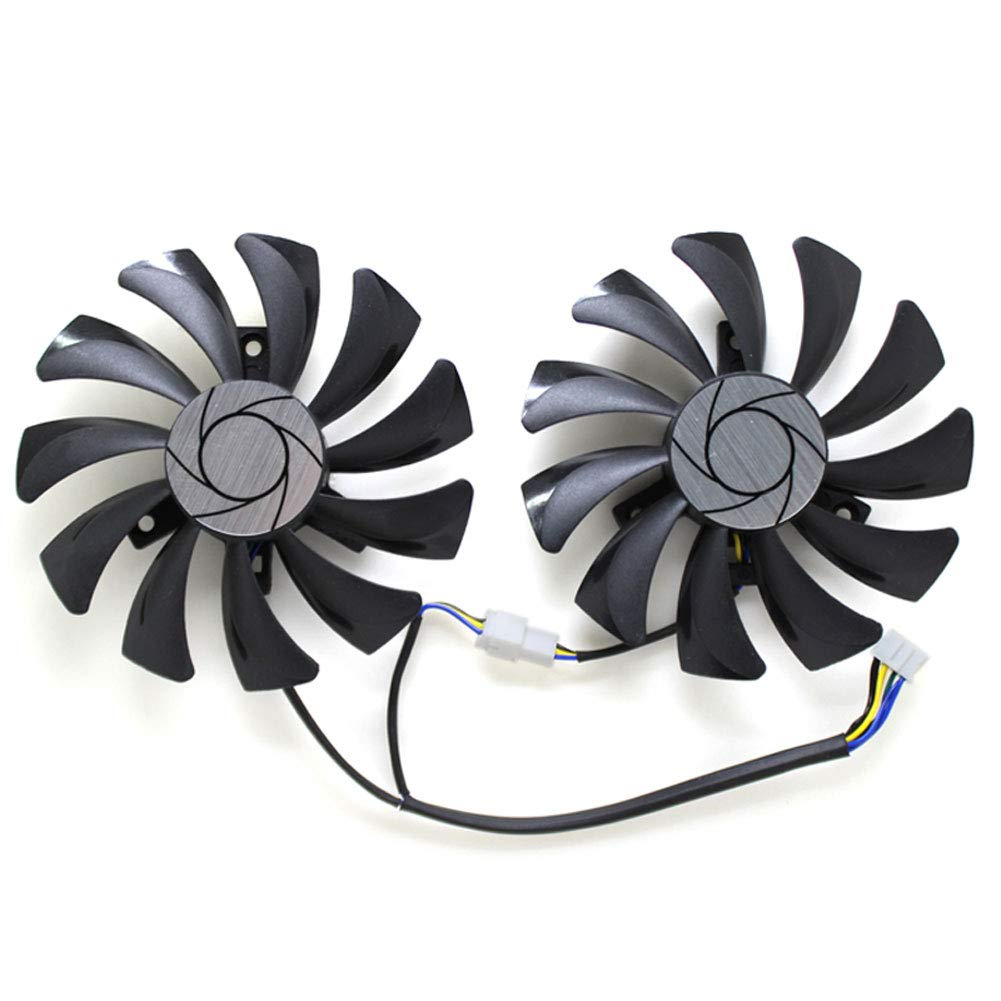 New Now free shipping 85MM HA9010H12F-Z Max 40% OFF 4Pin Cooler Fan GTX MSI 10 for Replacement
