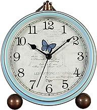 BESPORTBLE Relógio de Mesa Decorativo Estilo Náutico Relógio de Mesa de Quartzo Despertador Vintage Relógio de Mesa Analóg...