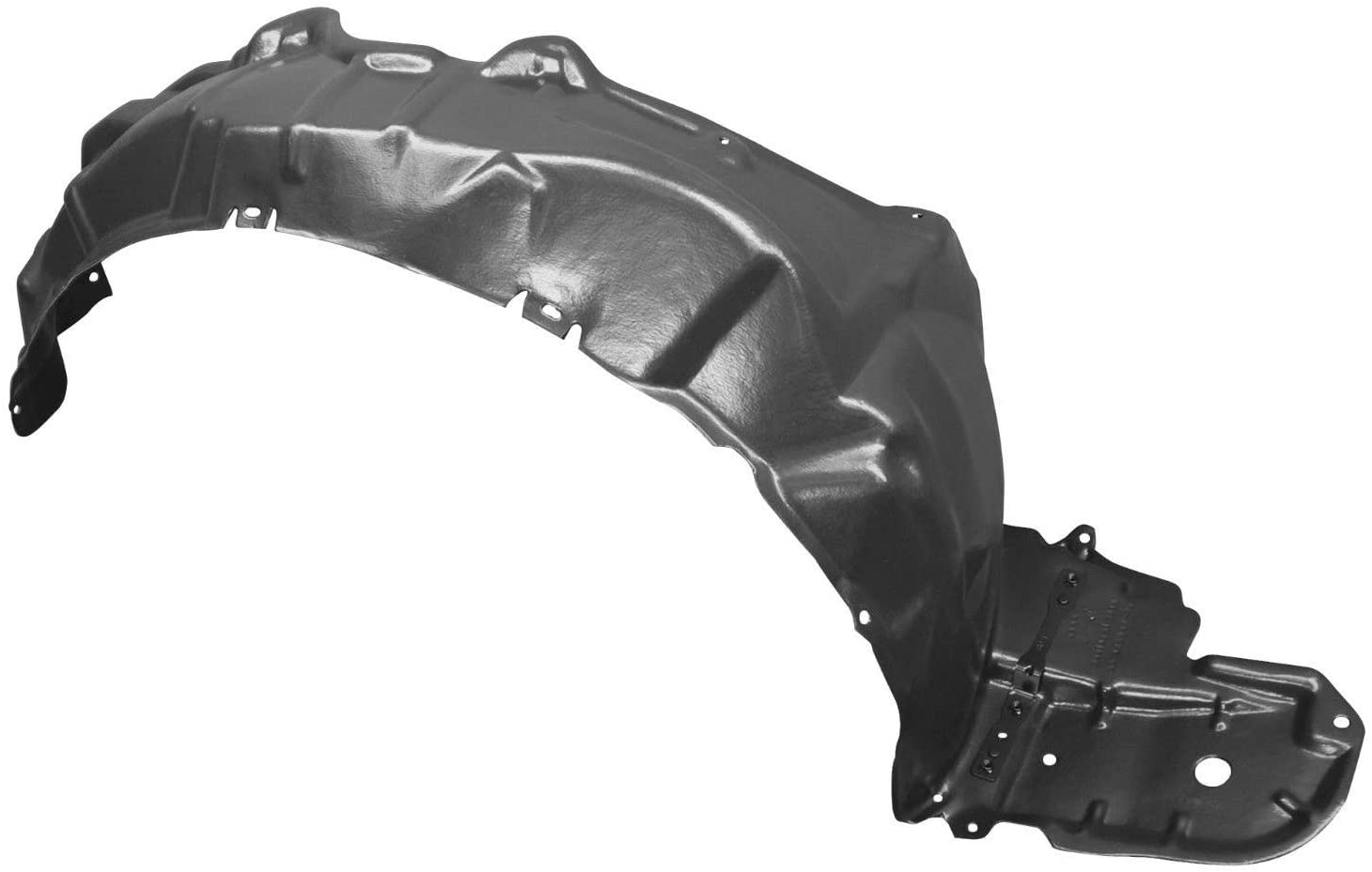 Parts N Go Prius National uniform free shipping 10-15 Right Front Liner Bombing free shipping Fender Side Shiel Guard