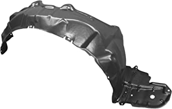 Parts N Go Prius 10-15 Right Side Fender Liner Front Guard Shield Passenger RH - TO1249158, 5387547030, 53875-47030