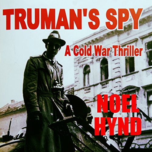 Truman's Spy audiobook cover art