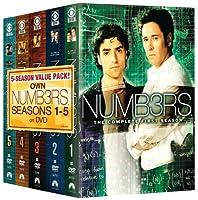 Numbers: Five Season Pack [DVD] [Import]