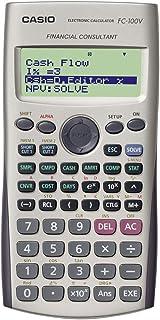 Accurate Calculation Casio FC100V Financial Calculator, (65026)