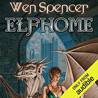 Elfhome     Elfhome, Book 3              By:                                                                                                                                 Wen Spencer                               Narrated by:                                                                                                                                 Tanya Eby                      Length: 14 hrs and 42 mins     387 ratings     Overall 4.6