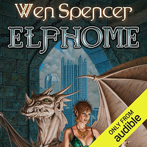 Elfhome     Elfhome, Book 3              By:                                                                                                                                 Wen Spencer                               Narrated by:                                                                                                                                 Tanya Eby                      Length: 14 hrs and 42 mins     385 ratings     Overall 4.6