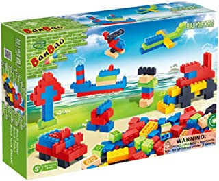 Banbao Loose Blocks - 194 Pcs [8489]