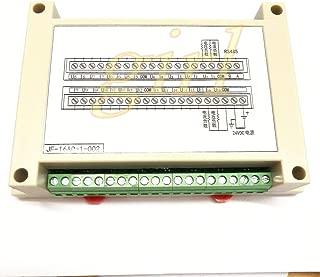 Lysee 16AO 16 way analog output module 4~20mA 0~10V output Modbus protocol industrial control.