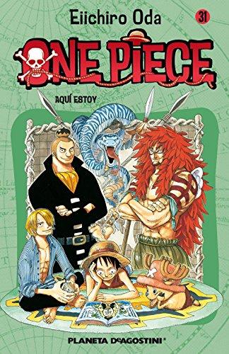 One Piece nº 31: Aquí estoy
