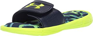9e8b7112788c Under Armour Kids Boy s UA Ignite Impact V Slide (Little Kid Big ...