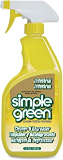 Simple Green SPG14002 All-Purpose Cleaner and Degreaser, Trigger Spray, 24-Ounce, Lemon