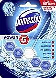 Domestos WC-Stein Power 5 Ocean 55 ml, 9er Pack (9 x 55 ml)