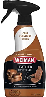 Weiman Leather Cleaner & Conditioner, 355ml