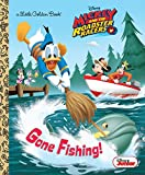 Gone Fishing! (Disney Junior: Mickey and the Roadster Racers) (Little Golden...