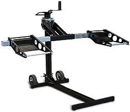MoJack XT – Residential Riding Lawn Mower Lift, 500lb Lifting Capacity, Fits Most..