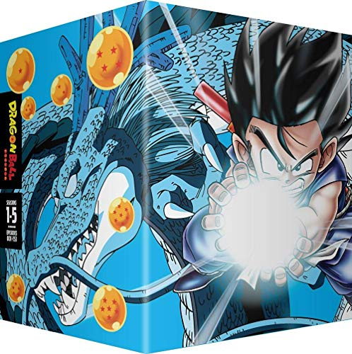 Dragon Ball - Complete Series Collectors Box Set [Exclusive Limited Edition DVD] -  Rated PG
