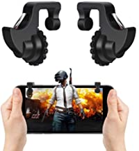 Mobile Controller,Aim Keys L1R1 and Gamepad Knives Out/Rules of Survival,Cellphone Game Trigger,Battle Royale Sensitive Shoot (Mobile Game Controller I)
