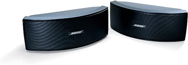Bose 151 SE Environmental Speakers, elegant outdoor speakers - Black