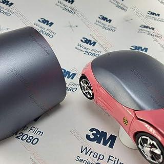 3M 1080 Matte Silver   M21   Vinyl CAR WRAP Film (5ft x 2ft (10 Sq/ft)) w/Free Style It Pro Wrapping Glove