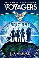 Proyecto Alfa 0385386583 Book Cover