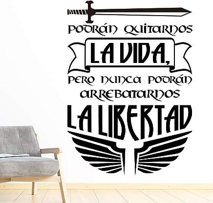 Amazon.es: vinilos decorativos frases amor: Hogar y cocina