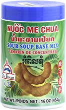 Por Kwan Sour Soup Base Mix (Tamarind Concentrate) 16z.