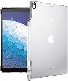 iPad Air 3 ケース (10.5 inch 2019), iPad Pro 10.5 ケース (2017), Poetic -[Lumos Series]- アップル 10.5型 アイパッド プロ 対応 [ウルトラスリム] [T...