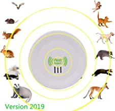 KACOOL Ultrasonic Pest Repeller Insect Killer, Pest Control Repellent Effectively Repels Mosquitoes, Mice, Spiders, Ants, Rats, Slugs, Non-Toxic, Plug in Indoor Pest Control Device