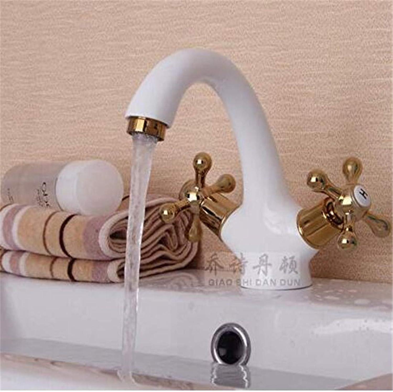 Chrome Kitchen Sink Tapfaucet Painted Basin Faucet Bathroom Washbasin Faucet